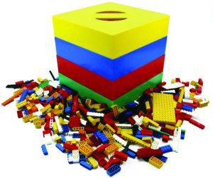 BOX4BLOX Lego Storage & Sorter Box