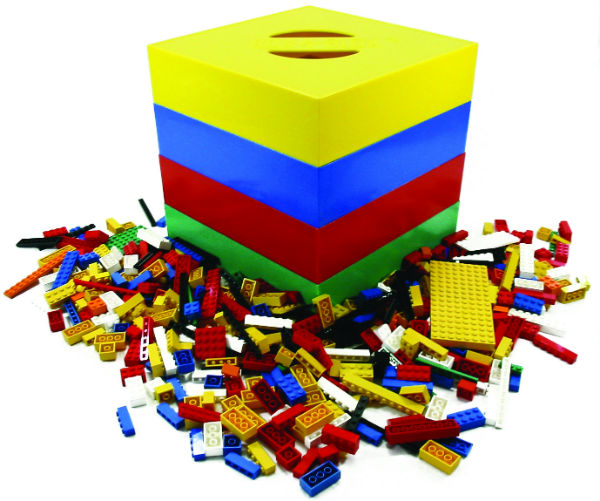 BOX4BLOX Lego Storage & Sorter Box
