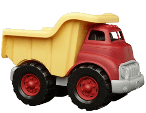 US Made Kids Gift Idea - Dump Truck