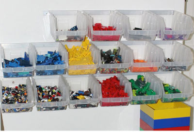 Hanging Lego Storage Tips Ideas Amp Solutions